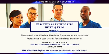 Healthcare Networking Mixer & Expo-Ocala tickets