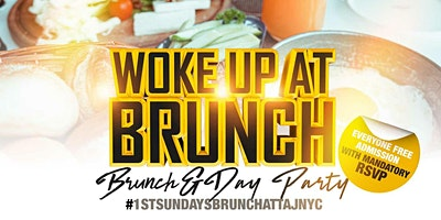 WOKE UP AT BRUNCH!!!! AT TAJ NYC!!!