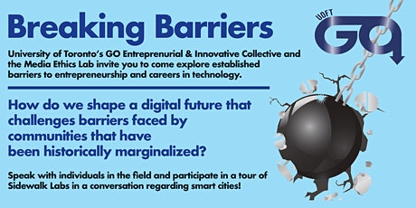 Breaking Barriers: Tech & Entrepreneurship Inclusivity tickets