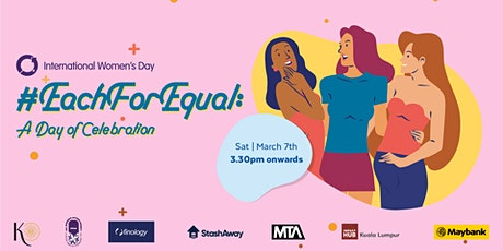 #EachForEqual: A Day of Celebration #IWD2020 tickets