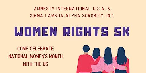 Women Rights 5K
