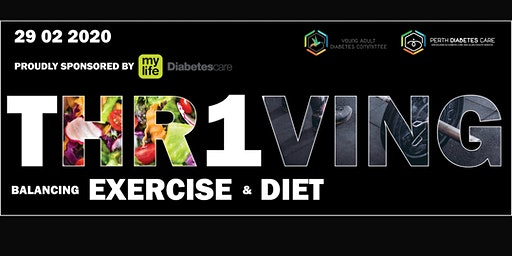 THRIVING: Balancing Diet & Exercise with T1D