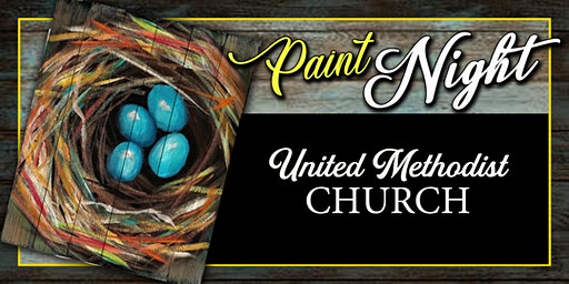 Paint Event to benefit the United Methodist Church of McConnellsburg