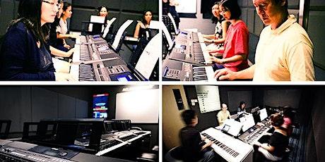 Believer Music Keyboard Academy tickets