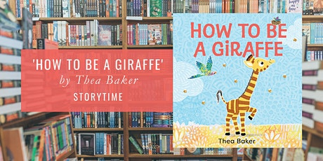 Storytime with Thea Baker tickets