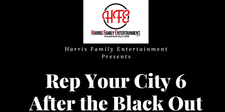 Rep Your City 6 - After The Black Out tickets