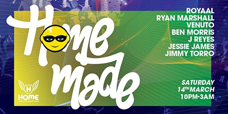 Homemade Saturdays - 14th March 2020 tickets