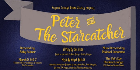 "VCDS Presents ""Peter and the Starcatcher"" tickets"