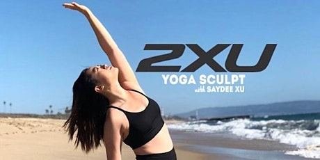 Yoga Sculpt with Saydee Xu tickets