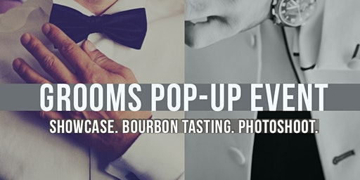 Groom's Pop-Up Event