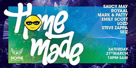 Homemade Saturdays - 21st March 2020 tickets