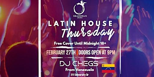 Latin House Thursday