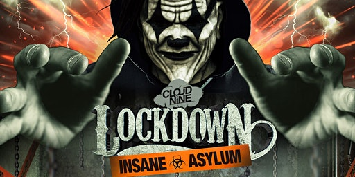 Cloud Nine ECHUCA . Lockdown's Insane Asylum