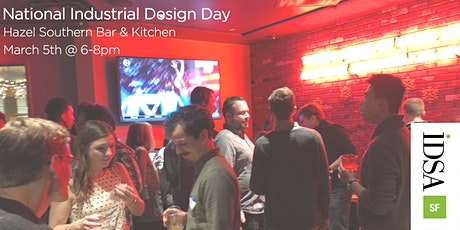 IDSA SF | National Industrial Design Day tickets