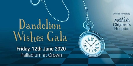 Dandelion Wishes Gala 2020 tickets