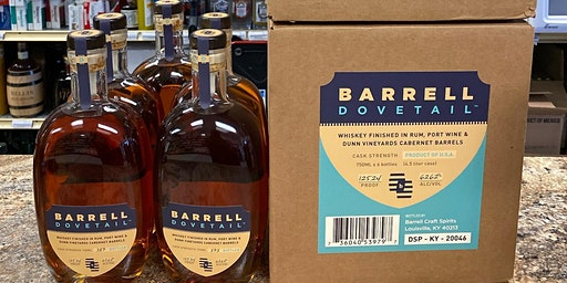 """Barrells"" of Tasty Whiskey"