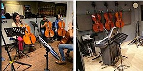 Believer Music Cello Academy tickets