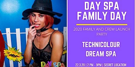 Family Day Spa tickets