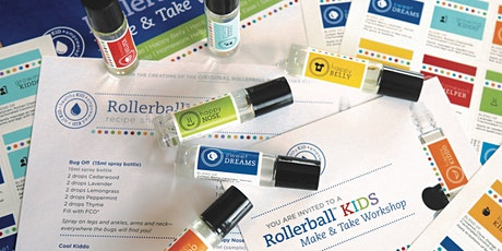Supporting our Children with Essential Oils - Make & Take Class tickets