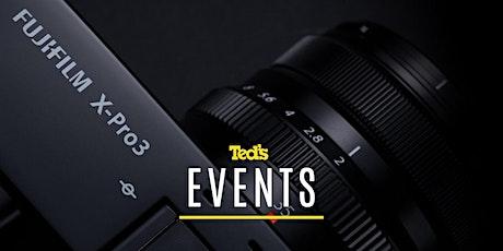 Fujifilm - Photowalk | Canberra tickets