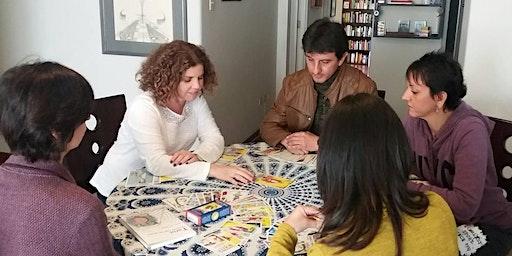 Práctica de Tarot en Lima