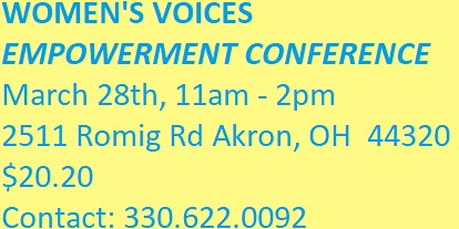 Women's Voices Empowerment Conference