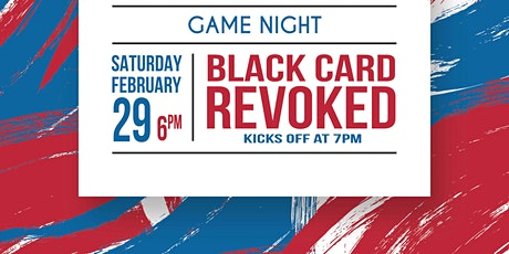 HalfSmoke Presents: Black History Month Game Night tickets