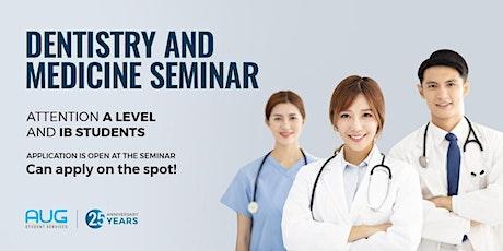 Dentistry & Medicine Seminar tickets