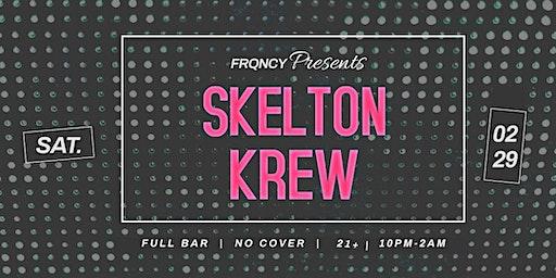 Frequency presents Skelton Krew