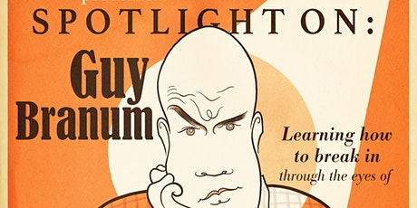 JP Lecture Series: Spotlight on Guy Branum! tickets