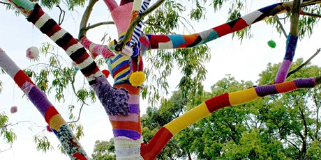Mind Lounge: Yarnbombing Workshop - Manning Library tickets