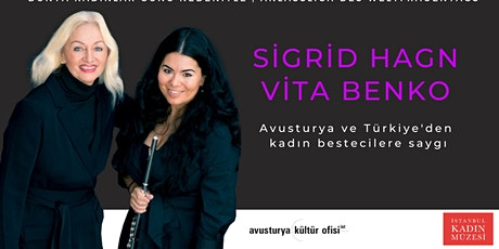 Celebrating Women Composers from Austria and Turkey @ ACF Istanbul tickets