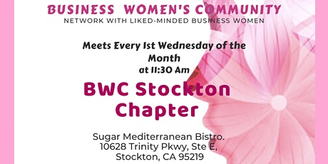 BWC Stockton Virtual Meeting tickets