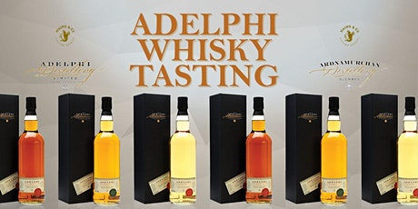 Adelphi Whisky Tasting tickets