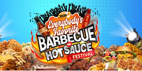 Everybody's Favorite BBQ & Hot Sauce Festival Day 2 tickets