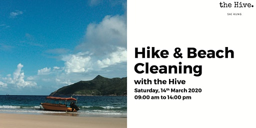 Hike & Beach Cleaning with the Hive