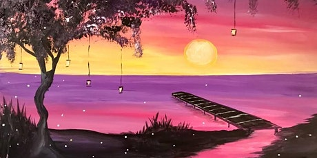 Firefly Sunset Painting Event at Mimi's Bistro tickets