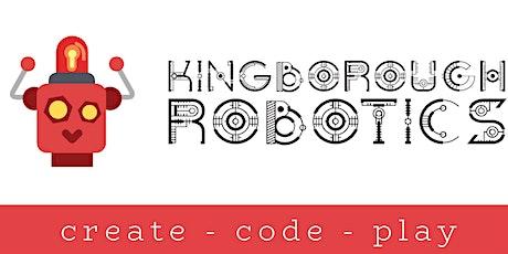 Dash Robots on tour (ages 6 - 12) - Kingborough Robotics @ Middleton Hall tickets