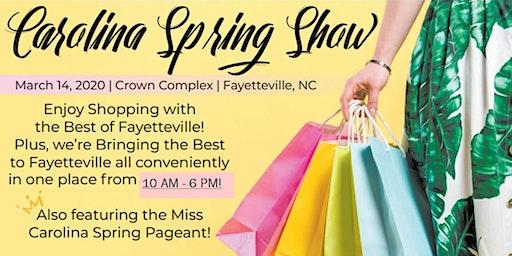 Carolina Spring Show