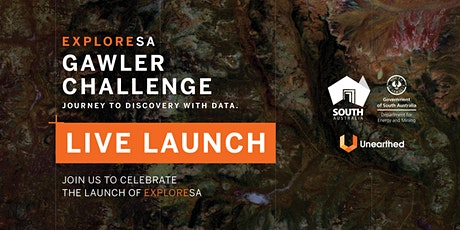 ExploreSA: The Gawler Challenge - Live Launch at PDAC tickets