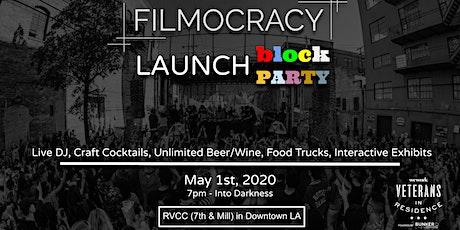 Filmocracy Launch Block Party tickets