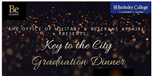 OMVA Veteran Graduation Dinner, You must arrive by 5:45 pm