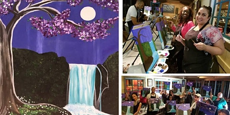 Night in Paradise Painting Event at Mimi's Bistro tickets