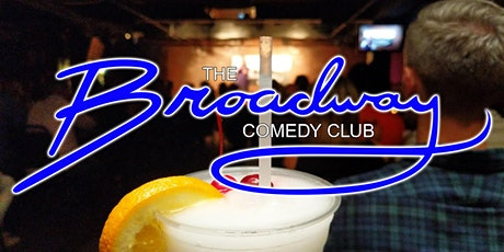 All Star Stand-Up Comedy at The Broadway Comedy Club tickets