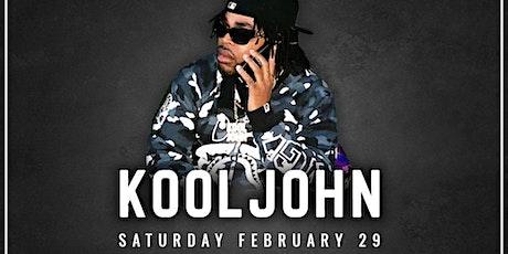 Kool John hosts Holy Cow Saturday 02/29 tickets