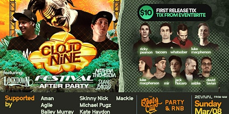 LABOUR DAY HEAVE . Festival Afterparty [Ultra Night] tickets