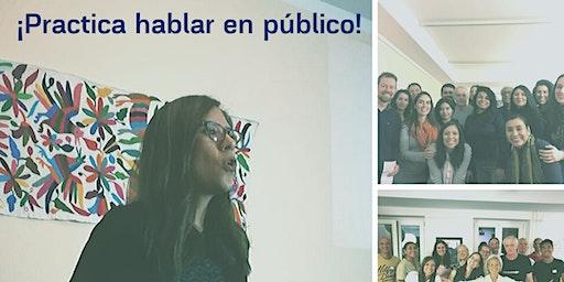 Conoce nuestro Club Toastmasters en Español - Comunicación y Liderazgo