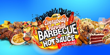 Everybody's Favorite BBQ & Hot Sauce Festival Day 3 tickets