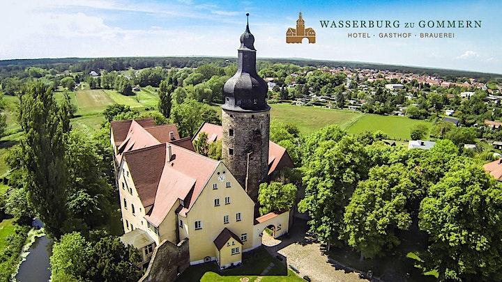 Öffentliche Rittertafel in der Wasserburg zu Gommern: Bild