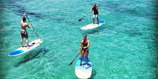 6 Week Stand Up Paddle Fitness & Skill Program - Saturday Mornings